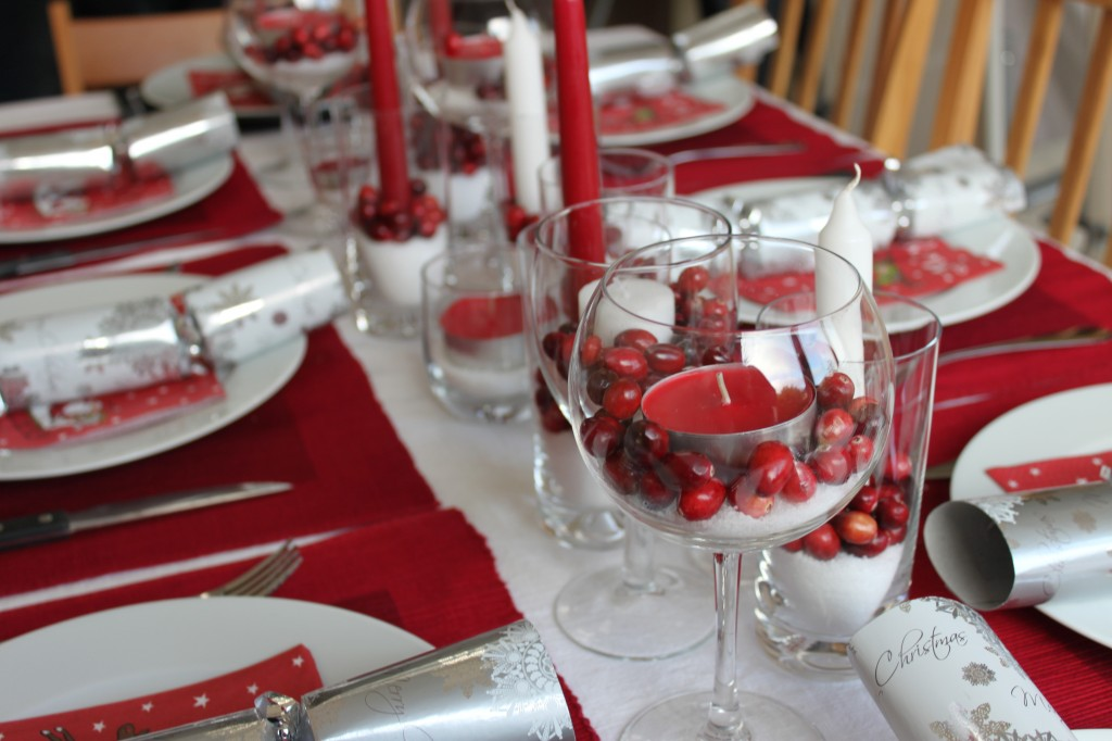 Christmas Dinner Table Settings Ideas