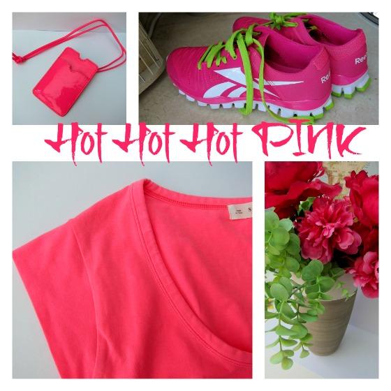 Hot Hot Hot Pink