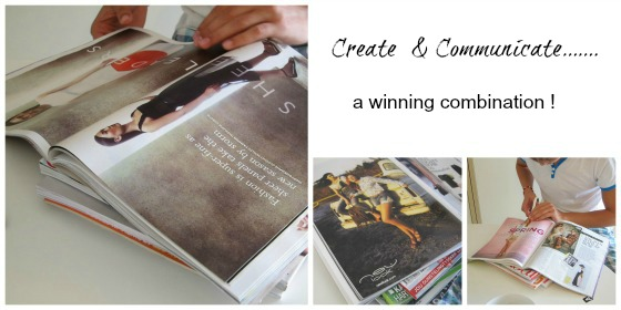 Create and Communicate