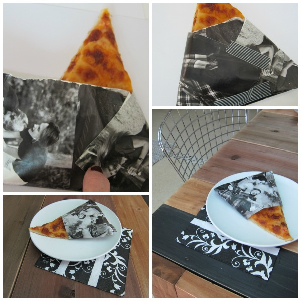 pizza sleeve
